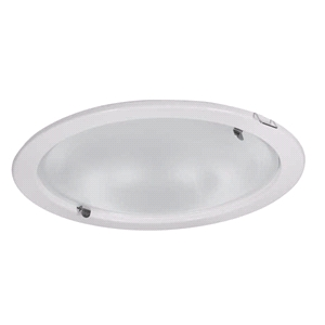 DOWN LIGHT REDONDO EMPOTRAR PL 2X26 W BLANCO