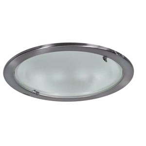 DOWN LIGHT REDONDO EMPOTRAR PL 2X26 W CROMO MATE