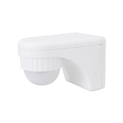 SENSOR MOVIMIENTO BLANCO 1200 W 250º PARED