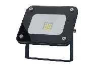PROYECTOR LED CRISTAL 10 W 5000ºK NEGRO